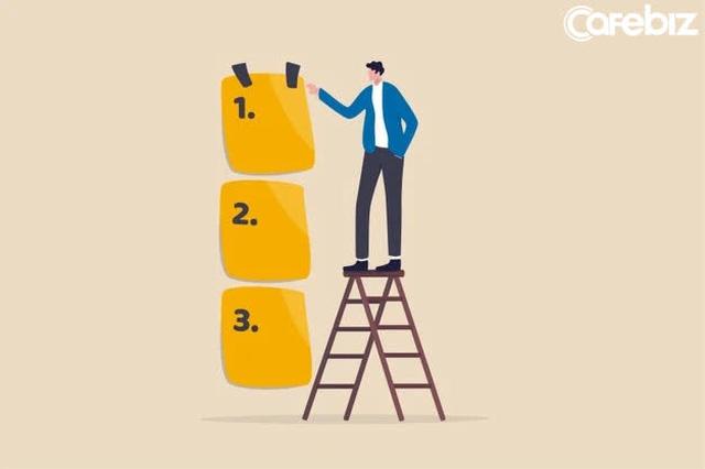 4 mẹo giảm lãng phí thời gian và nâng cao hiệu quả công việc: Thứ bạn thiếu không phải quyết tâm mà là phương pháp! - ảnh 2