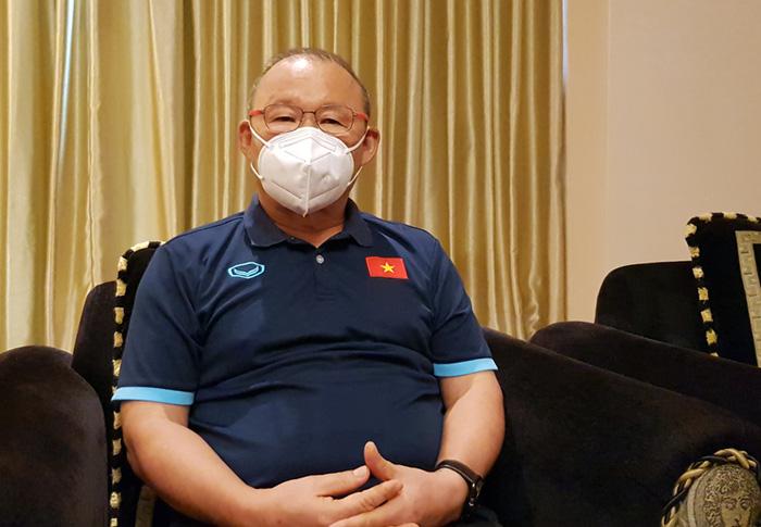 HLV Park Hang-seo nói đối đầu với Campuchia và Lào sẽ khó khăn, lo lắng vấn đề nhân sự tại AFF Cup 2020 - Ảnh 1.
