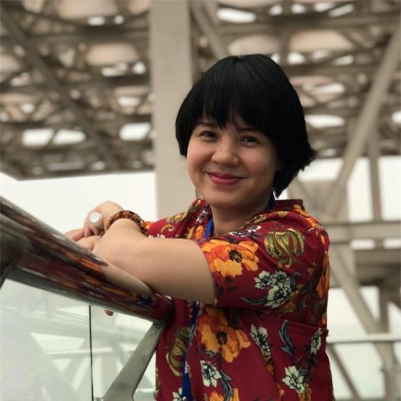 Hành trình nhan sắc 19 năm của Giám đốc VFC Diễm Quỳnh, đâu phải ngẫu nhiên mà họ gọi là Hoa khôi VTV! - ảnh 10