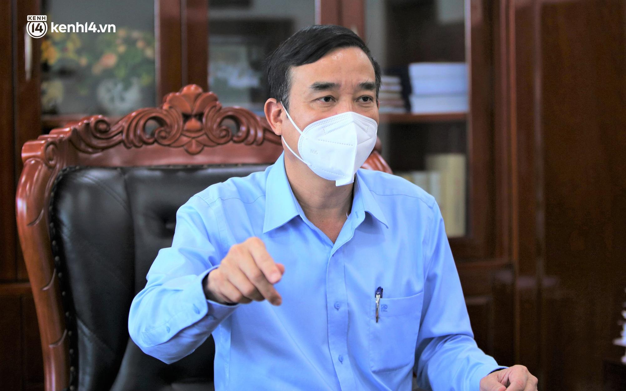 Chủ tịch Đà Nẵng nói gì về tình hình dịch Covid-19 hiện nay tại thành phố?