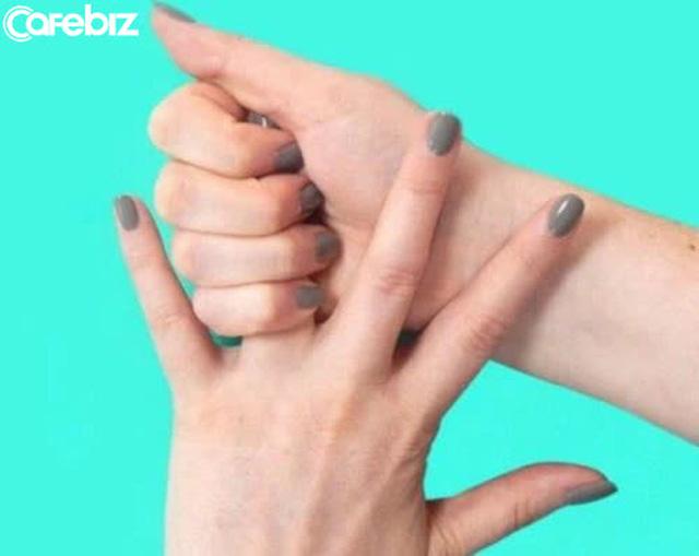 Nắm chặt tay 30 giây, biết rõ tình trạng sức khoẻ: Đau ngón cái liên quan tới phổi, đau ngón giữa rất có thể tim bạn có vấn đề - ảnh 4