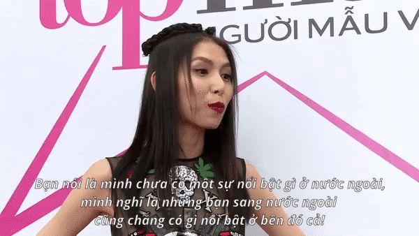 Phương Oanh vừa catwalk cho D&G, 3 cô mẫu team sang của Next Top bỗng bị réo tên vào drama căng đét - Ảnh 4.