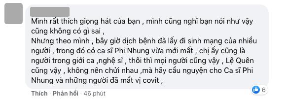 Bị netizen chỉ trích đồng nghiệp vừa mất mà đăng ảnh tự sướng, Lệ Quyên đáp trả cực căng! - ảnh 5