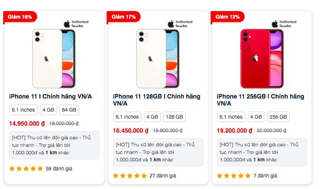 iPhone 11 đang giảm giá cực mạnh, còn đợi gì mà không chốt đơn ngay và luôn? - ảnh 1