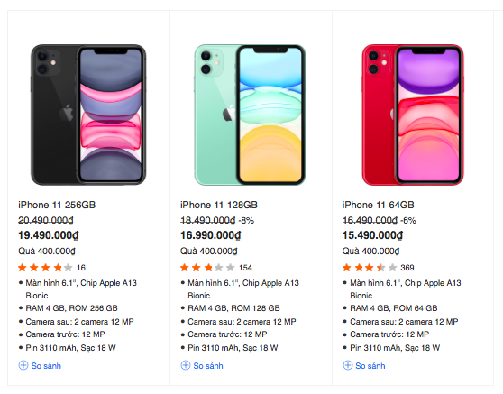 iPhone 11 đang giảm giá cực mạnh, còn đợi gì mà không chốt đơn ngay và luôn? - ảnh 3