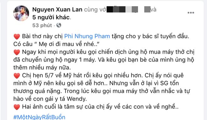 Ca sĩ Phi Nhung có tâm nguyện đặc biệt dành cho 23 con nuôi nhưng chưa thành, Xuân Lan tiết lộ tin nhắn quá đau lòng! - ảnh 1