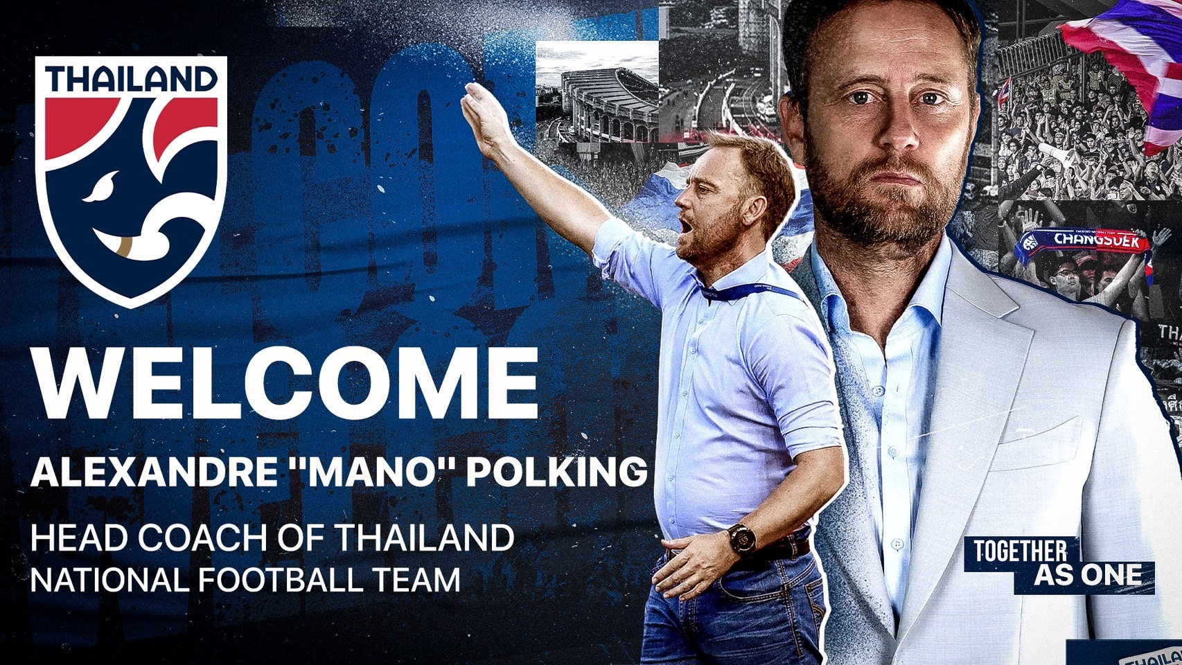 CHÍNH THỨC: Cựu HLV CLB TP.HCM dẫn dắt tuyển Thái Lan tại AFF Cup 2020 - Ảnh 1.