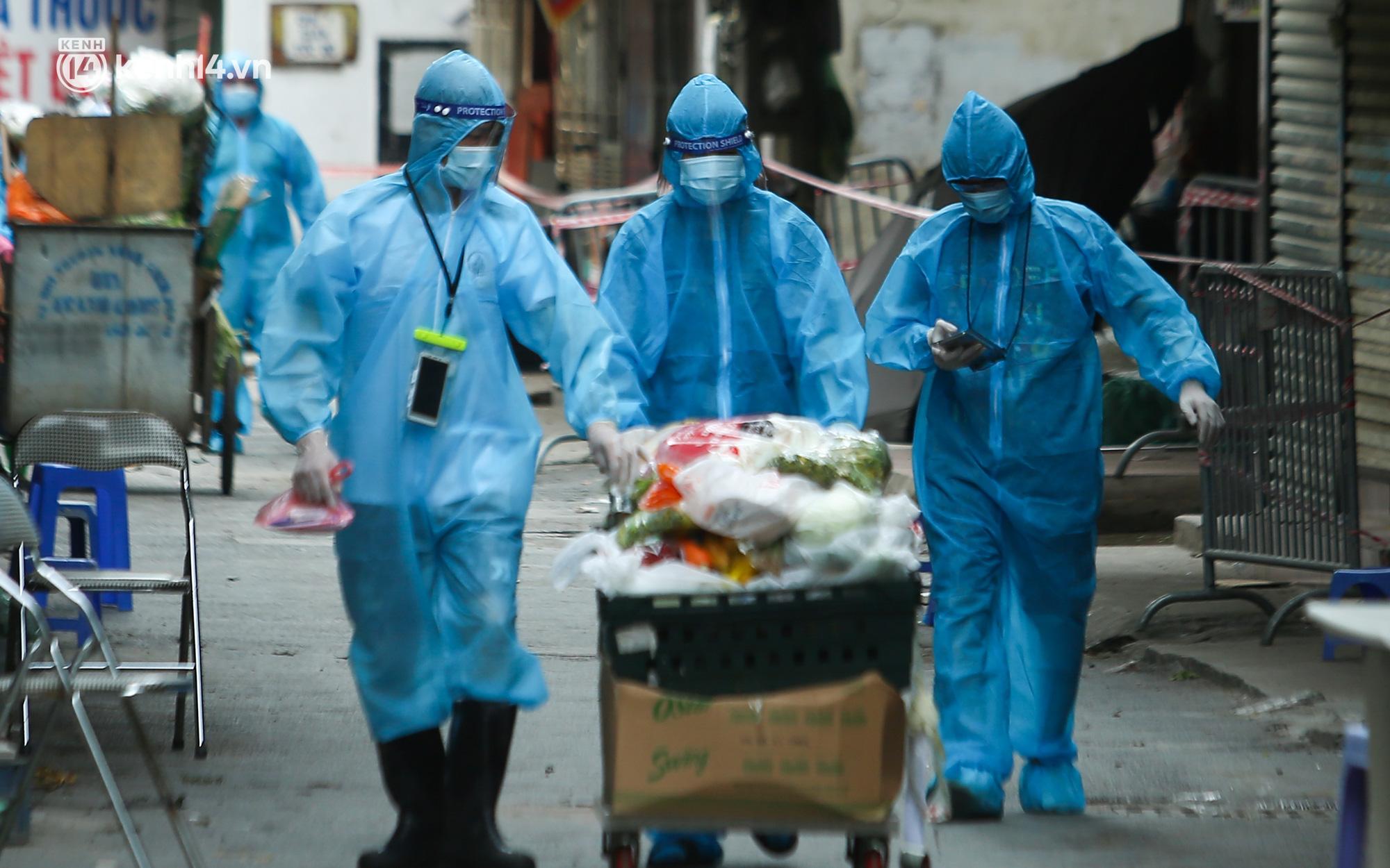Hà Nội: Người phụ nữ dương tính SARS-CoV-2 sau khi kết thúc cách ly tập trung và về sống tạm tại quận Hà Đông