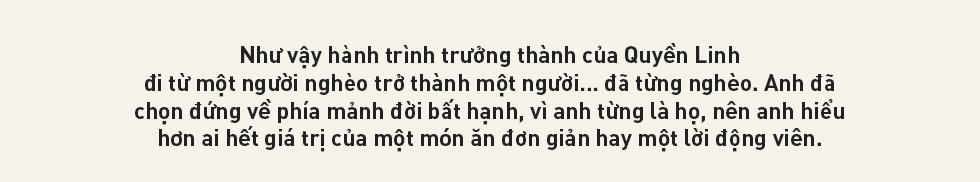 Quyền Linh: Đã nỗ lực vì bao mảnh đời ở miền Bắc, dầm mình trong mưa lũ miền Trung, sao có thể đứng ngoài nỗi đau của Sài Gòn - mảnh đất cho mình tất cả - Ảnh 19.