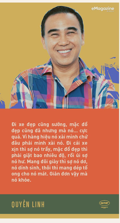 Quyền Linh: Đã nỗ lực vì bao mảnh đời ở miền Bắc, dầm mình trong mưa lũ miền Trung, sao có thể đứng ngoài nỗi đau của Sài Gòn - mảnh đất cho mình tất cả - Ảnh 18.