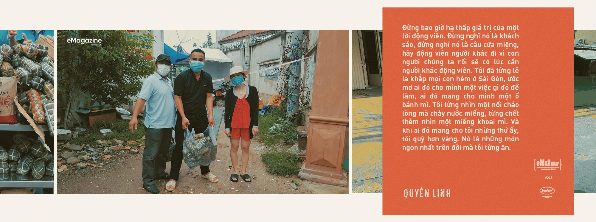 Quyền Linh: Đã nỗ lực vì bao mảnh đời ở miền Bắc, dầm mình trong mưa lũ miền Trung, sao có thể đứng ngoài nỗi đau của Sài Gòn - mảnh đất cho mình tất cả - Ảnh 20.