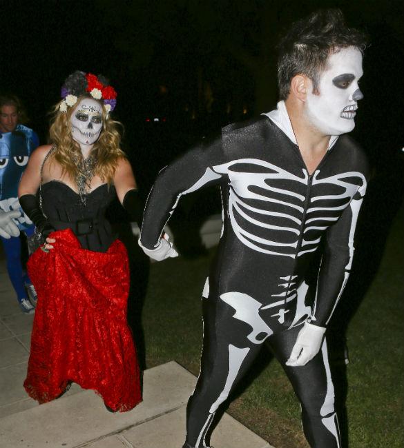 Người đẹp Hollwood hóa trang dịp Halloween 3