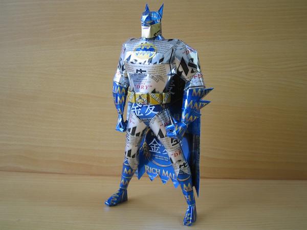 Nhân vật hoạt hình siêu kute từ... lon nước 1