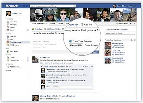 """Đua đòi"" Pinterest, Facebook cập nhật tính năng ghim post 3"