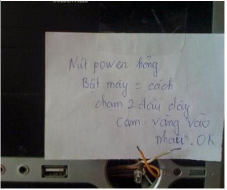 Những hình ảnh ngộ nghĩnh chỉ có ở Việt Nam 2