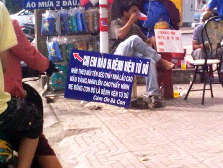 Những hình ảnh ngộ nghĩnh chỉ có ở Việt Nam 9