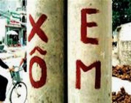 Những hình ảnh ngộ nghĩnh chỉ có ở Việt Nam 5