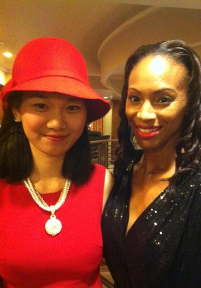 """Người đẹp Việt """"lọt"""" vào tiệc hoàng gia của Công quốc Monaco 4"""