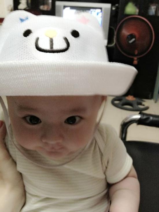 Ảnh dễ thương của gia đình Tim - Trương Quỳnh Anh 9