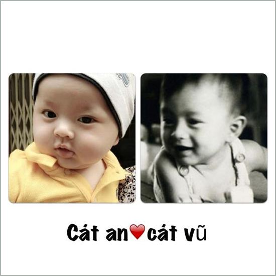 Ảnh dễ thương của gia đình Tim - Trương Quỳnh Anh 6