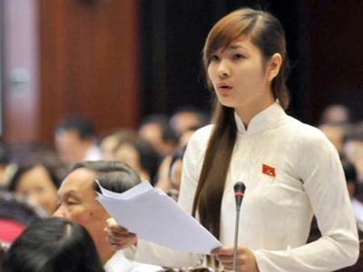Nữ ĐBQH tỉnh Hải Dương trở thành thần tượng của giới trẻ 2