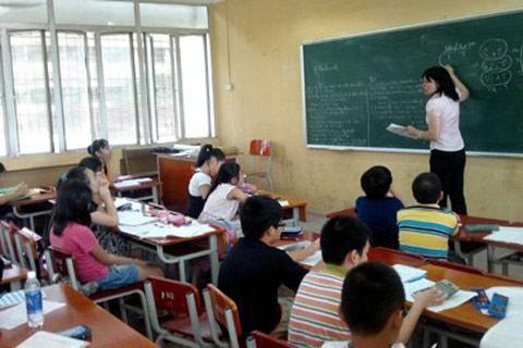 Giáo viên không được dạy thêm với học sinh chính khóa của mình 1