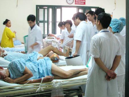 Bài học đầu đời ám ảnh của sinh viên y khoa 1