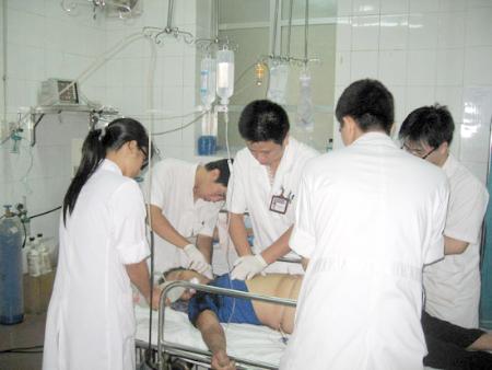 Bài học đầu đời ám ảnh của sinh viên y khoa 2