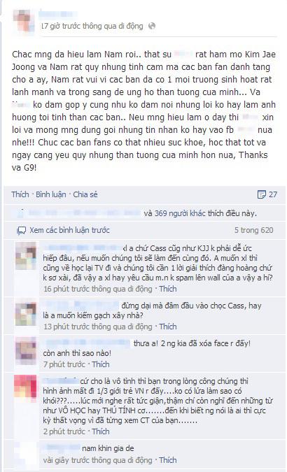 Fan tẩy chay VJ Việt có hành động thiếu tế nhị với JaeJoong 4