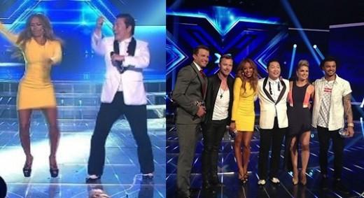 """Psy dạy nhảy Gangnam Style cho... """"người sói"""""""