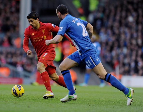 Liverpool - Wigan: Bản lĩnh đội bóng lớn 1