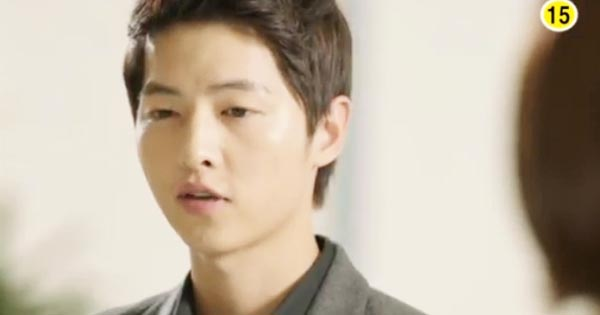 Song Joong Ki hôn say đắm Moon Chae Won 5