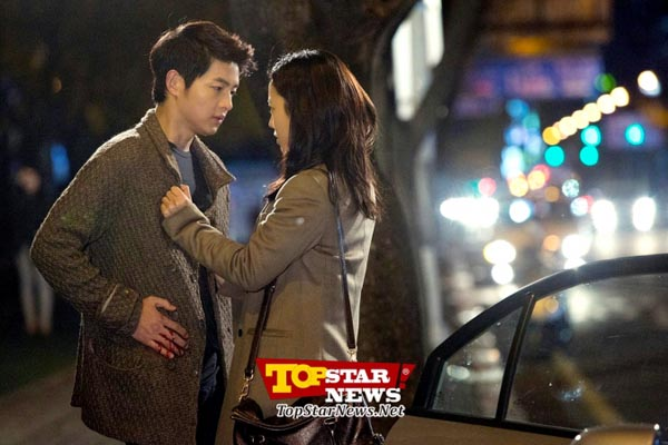 Happy ending cho Song Joong Ki và Moon Chae Won 1
