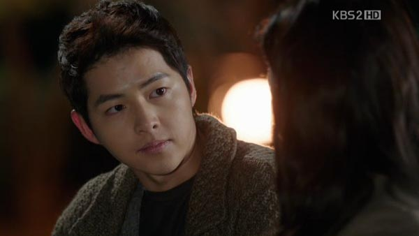 Happy ending cho Song Joong Ki và Moon Chae Won 2