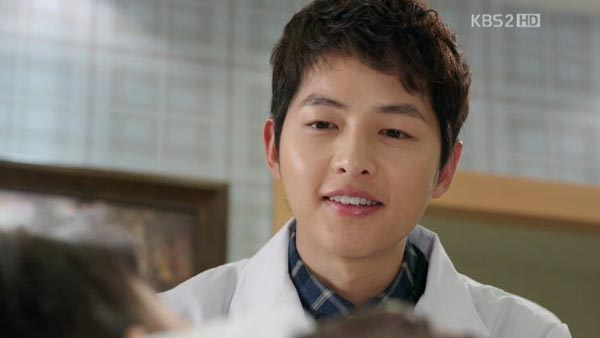 Happy ending cho Song Joong Ki và Moon Chae Won 5