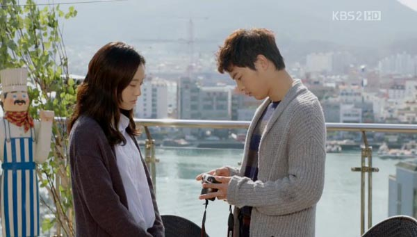 Happy ending cho Song Joong Ki và Moon Chae Won 7
