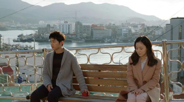 Happy ending cho Song Joong Ki và Moon Chae Won 8