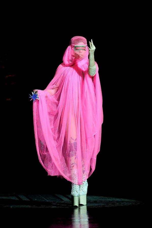La Burka  Ef Bf Bd La Fashion Week