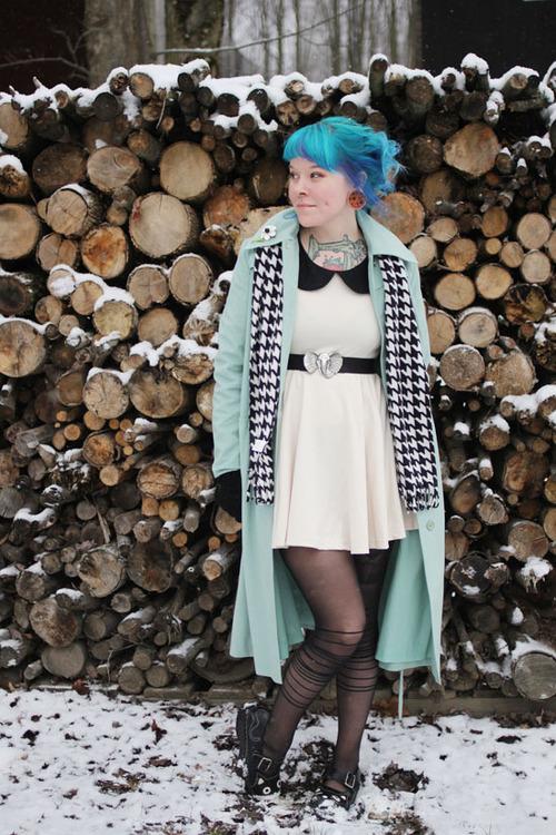 9 mẫu khăn tiện dụng ai cũng cần cho mùa lạnh 16
