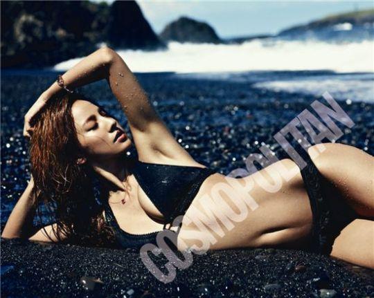 Ivana trump in a bikini