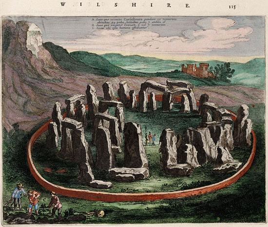Bí ẩn vòng tròn đá Stonehenge chưa có lời giải - ảnh 5.