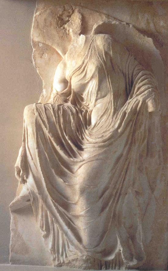 Đền nữ thần Athena Nike   Du lịch Hoàn Mỹ