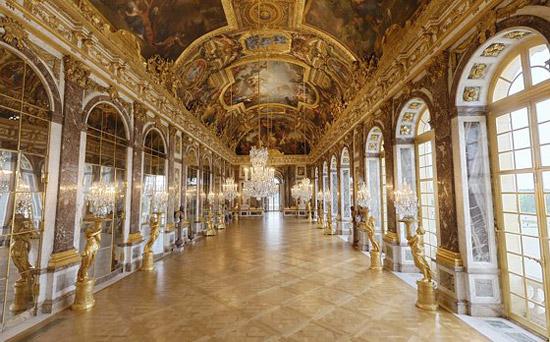Kết quả hình ảnh cho Cung điện Versailles