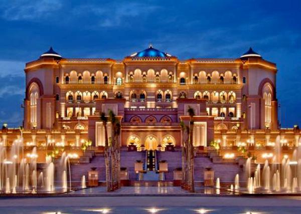 Kết quả hình ảnh cho Emirates Palace