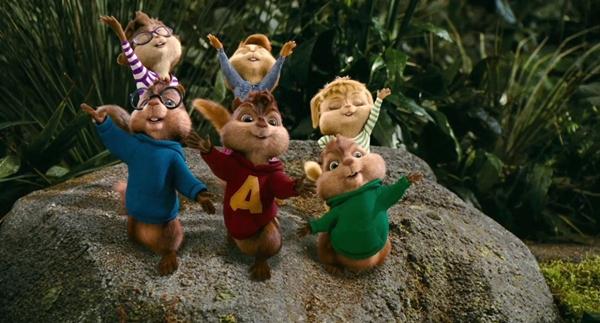 Alvin and the Chipmunks 3 không chỉ tẻ nhạt vì thiếu sự sôi động mà bộ phim  còn có nội dung rất gượng ép khi cho nhân vật chú quản lý Dave ...