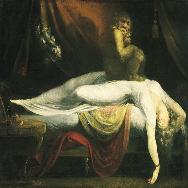 Bóng đè - Trải nghiệm đáng sợ trong giấc ngủ