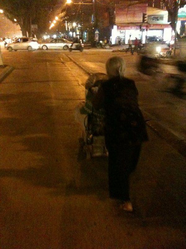 """Học niềm lạc quan sống từ """"cụ Cân"""" 83 tuổi"""