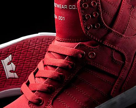Supra Skytop, một trong những đôi sneaker mà các đầu giày Việt Nam cháy bỏng khát khao thèm muốn.