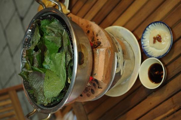 Nầm bò nướng miền Bắc đã xuất hiện tại Sài Gòn 4