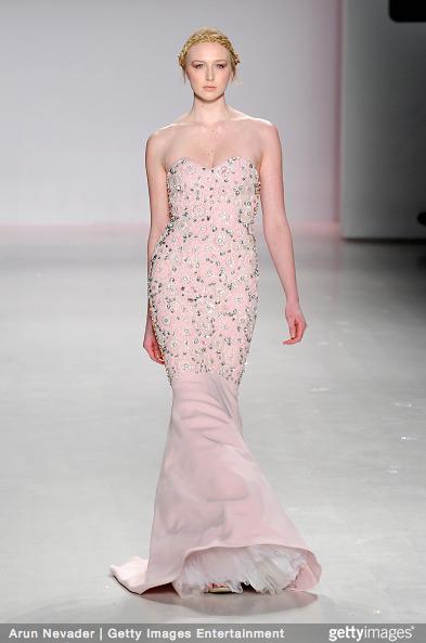 Tuyết Lan làm vedette trong show của Lý Quí Khánh tại New York Fashion Week 2015 19